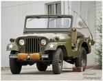 A U.S. Army Jeep