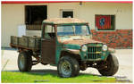 A Willys Truck