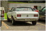 A 1969 Ford Mustang Coupe by TheMan268