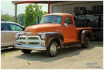 A Chevy 3100 Pickup