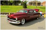 A Cool 1950 Mercury