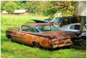 A 1959 Oldsmobile by TheMan268