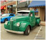 A Studebaker Pickup Truck
