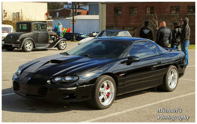 A 2002 Z28 Camaro by TheMan268