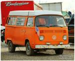 A 1977 VW Westfalia Camper Van by TheMan268