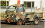 A Mitsubishi Utility Truck by TheMan268