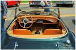 Austin Healy Cockpit by TheMan268