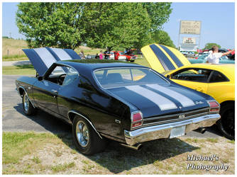 A 1969 Chevy Chevelle SS by TheMan268
