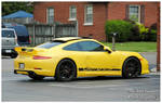 A Porsche Carrera S by TheMan268