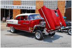 A 1955 Chevy Gasser by TheMan268