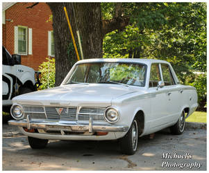 A 1965 Plymouth Valiant by TheMan268