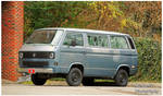 A VW Vanagon by TheMan268