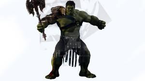 World War Hulk concept