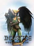 Injustice Hawk Girl