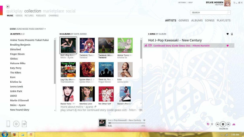 Music I Draw to (Update) by NERukia