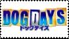 Dog Days Stamp by NERukia