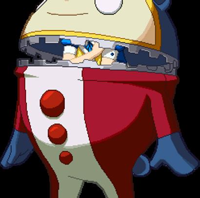 Persona 4 Arena Teddie by NERukia