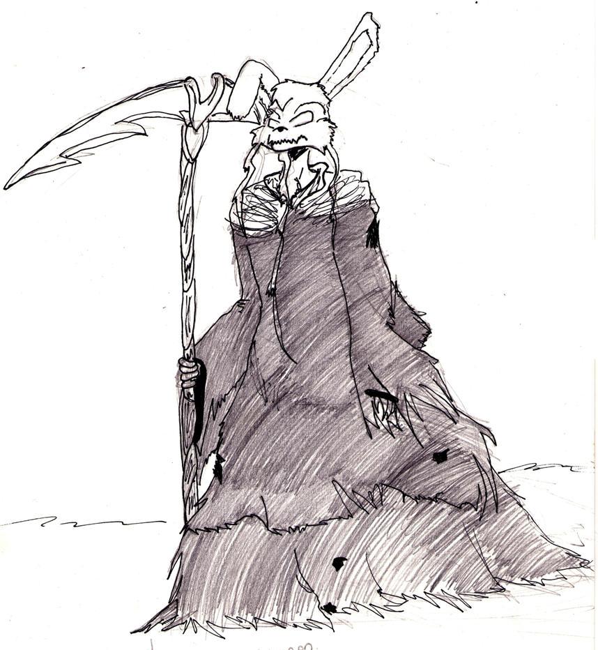 Jack Rabbit by Klebkatt