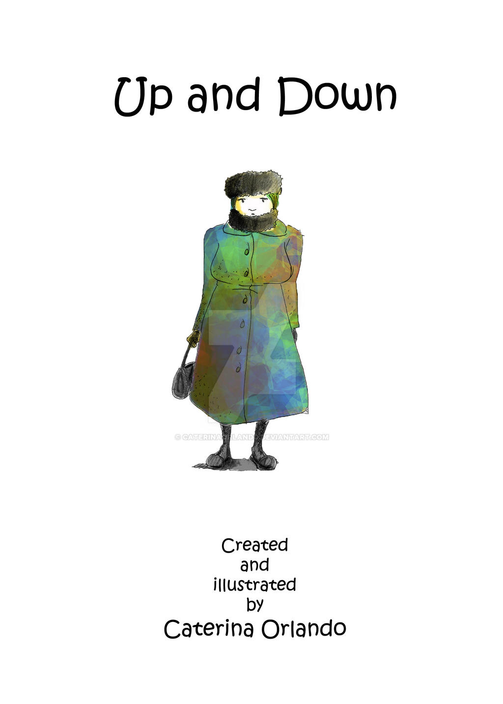 Up and Down  My first Comic by CaterinaOrlando
