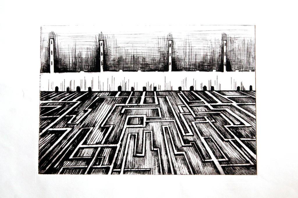 Dorotea - The invisible cities by CaterinaOrlando