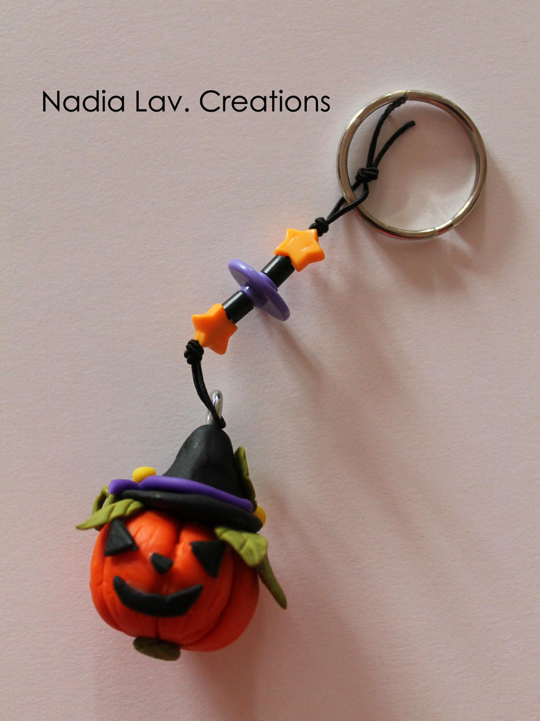 Witch Pumpkin by CaterinaOrlando