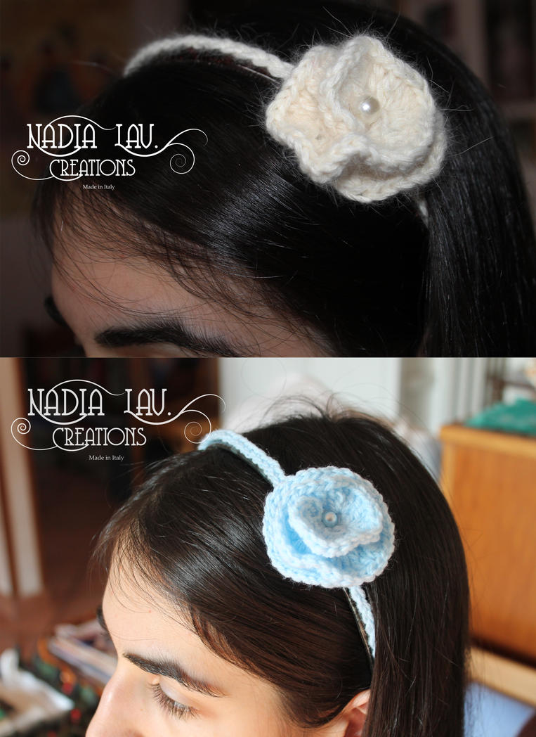 Headbands by CaterinaOrlando