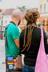Budapest Dreads by SuperSilkie
