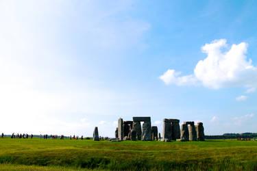 Stonehenge by SuperSilkie