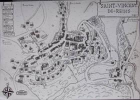 Plan de Saint-Vincent-de-Reins