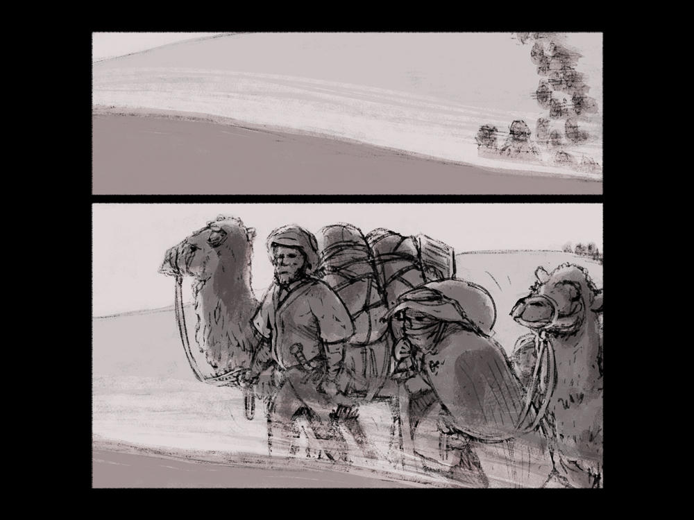 Myst: Book of Atrus Comic - Page 1
