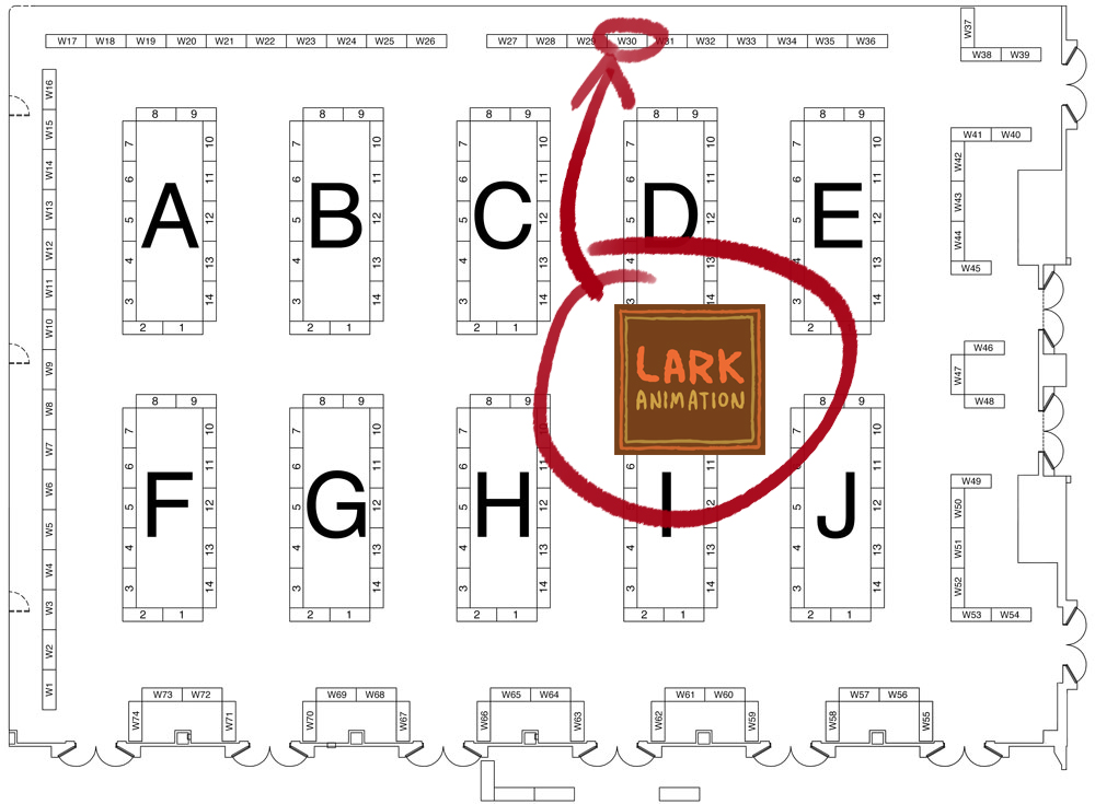 SPX2012FLOORMAP-LarkAnimation by larkinheather