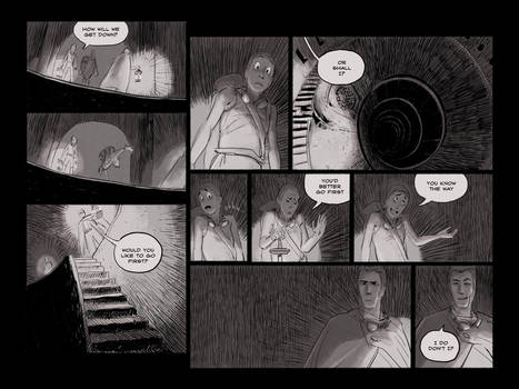 Myst: The Book of Atrus Comic - Page 134