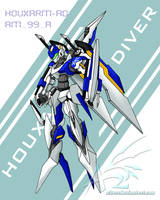Houxarm-Air Diver by a2ure
