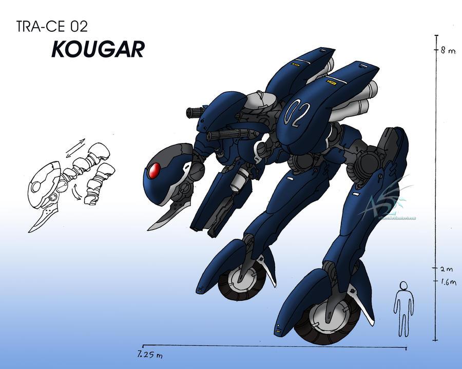 Kougar by a2ure