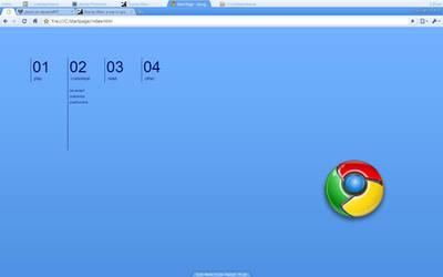 Chrome OS by YBoris