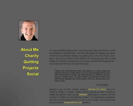 YBoris personal homepage