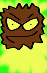 Brown Monster by DJFLuFFy-vs-joe