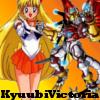 Sailor Venus and ShineGreymon Avatar by KyuubiVictoria