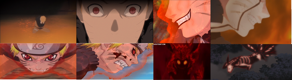 Naruto's Seven Tail Form Transformation by KyuubiVictoria on ...