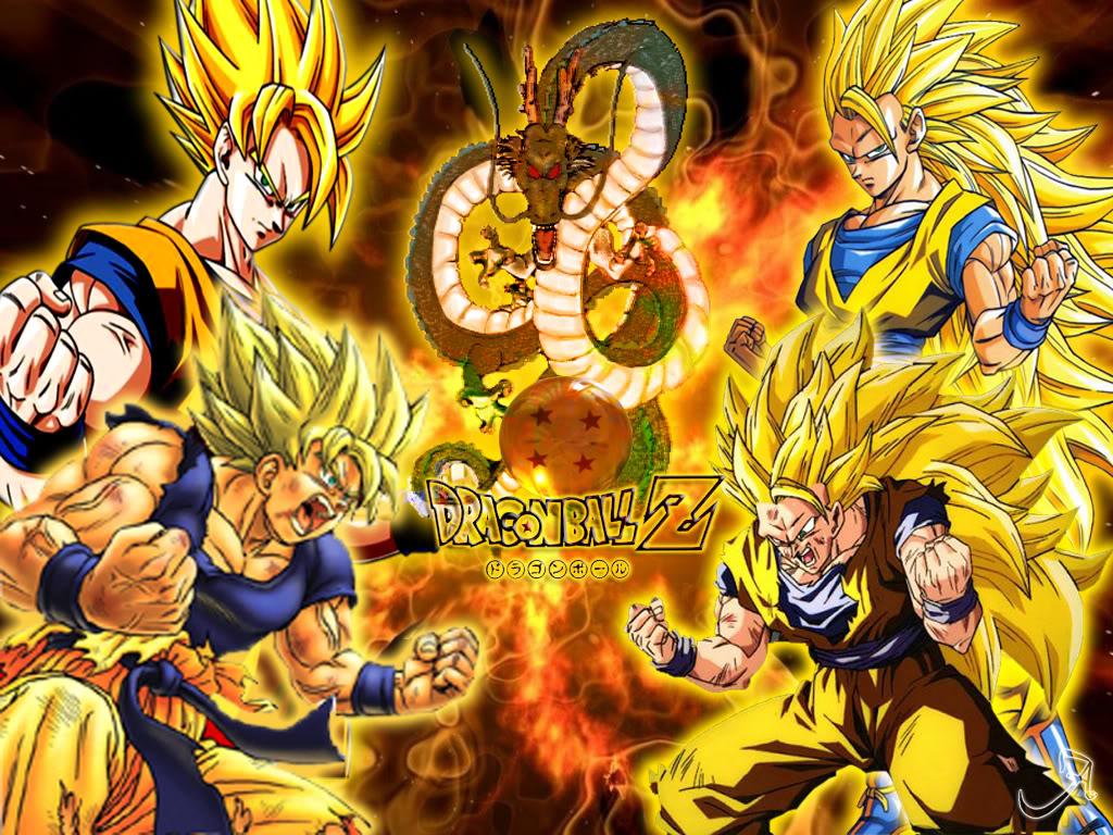 Super Saiyan Goku Wallpaper 1 By KyuubiVictoria