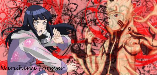Naruto x Hinata by KyuubiVictoria