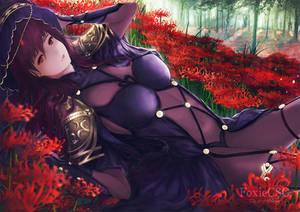 Scathach - Fate/GrandOrder