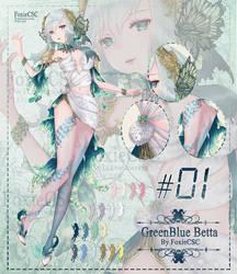 adopt auction [CLOSE] G.B Betta