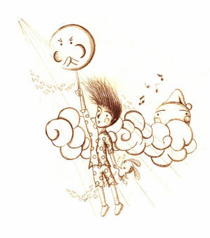 kiddy illustration again