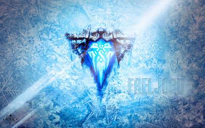 League of Legends Freljord Wallpaper by Andrexiel