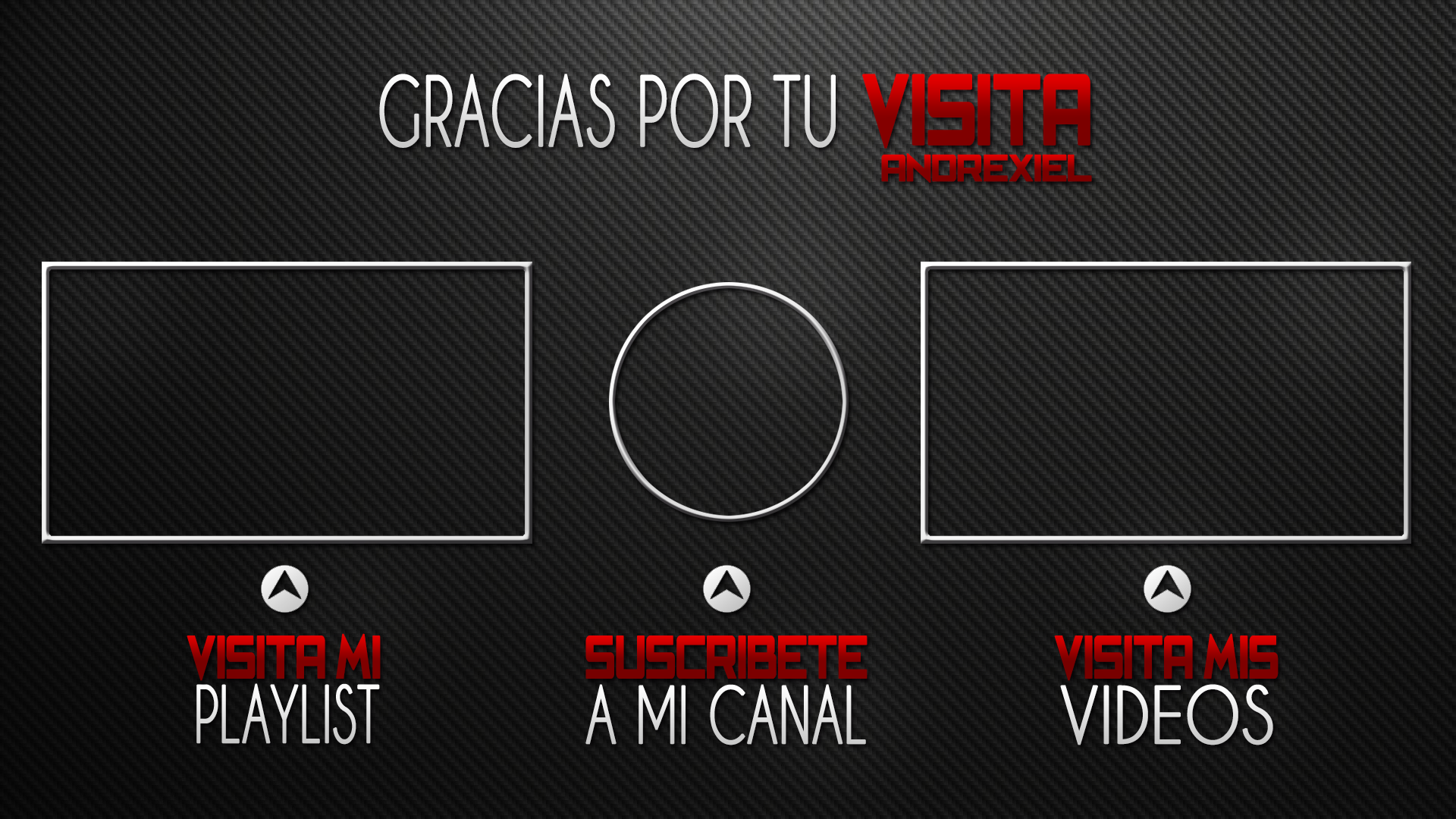 Free outro template by andrexiel on deviantart for Free outro template