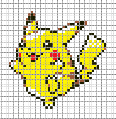 Pikachu Grid Images Reverse Search