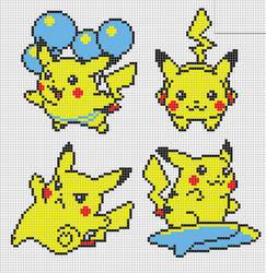 Pokemon Intro- Pikachu by Hama-Girl