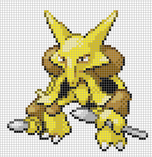 how to get an alakazam in fire red