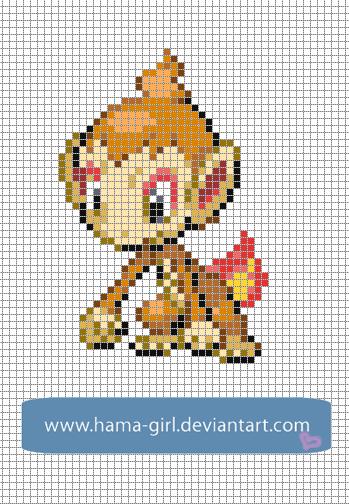 pokemon pixel art templates - Romeo.landinez.co